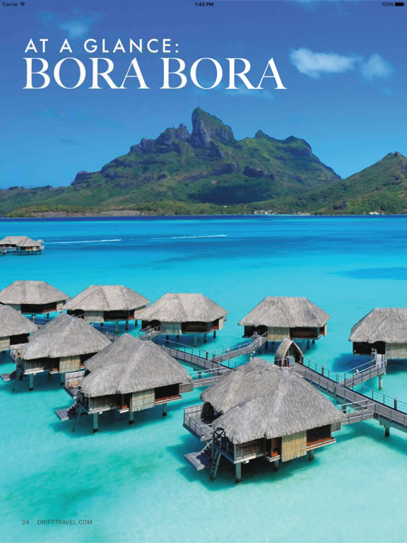 DRIFT Travel Magazine screenshot 9
