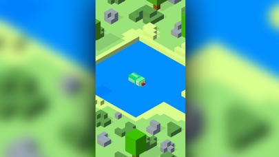 Jumpy Fish -   Don't sink and impact screenshot two