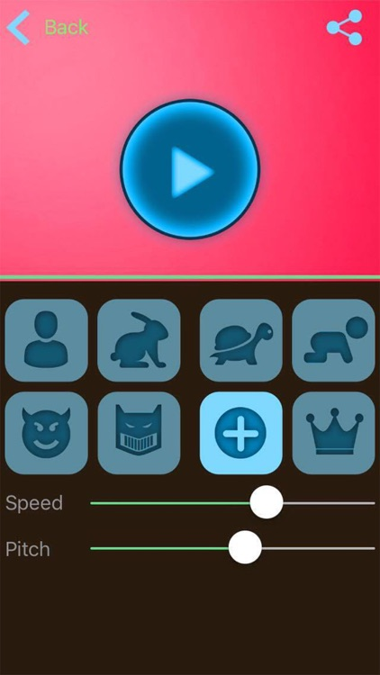 Funny Voice Changer With Effect screenshot-4