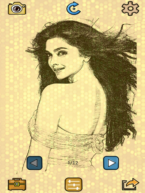 Photo Sketch - Doodle Effects-ipad-3