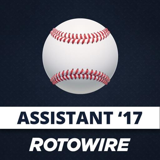 RotoWire Fantasy Baseball Assistant 2017