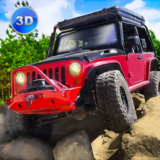 Offroad Crawler Driving