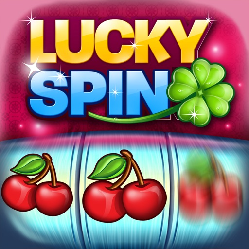 Lucky Spin: Slots Deluxe Game - Big Win Cherry Casino! Las Vegas Slot Games