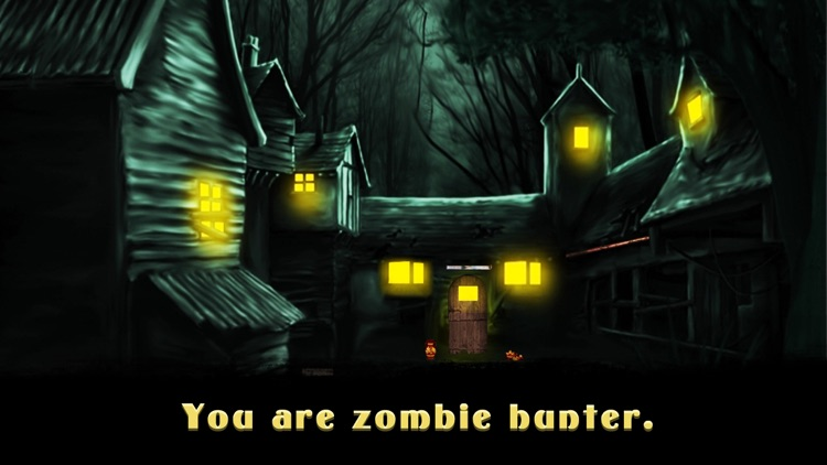 Adventure of Zombie screenshot-1