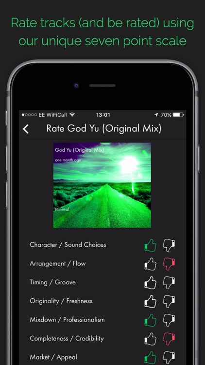 Audiu - Music Community screenshot-3