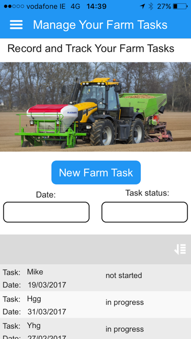 Farm Manager Pro Screenshot