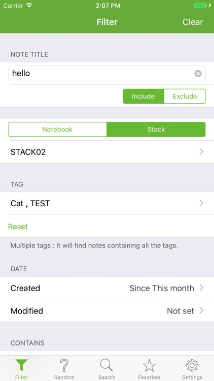 FindNote - Search for evernote