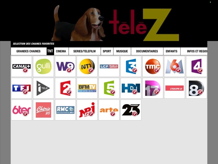 TeleZ HD screenshot-4