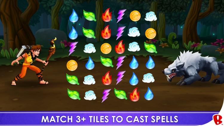 Spellfall™ - Puzzle Adventure screenshot-0