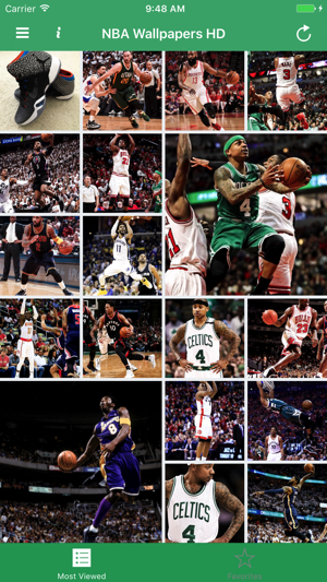Basketball Wallpapers Hd Themes Lock Home Screen On The App Store