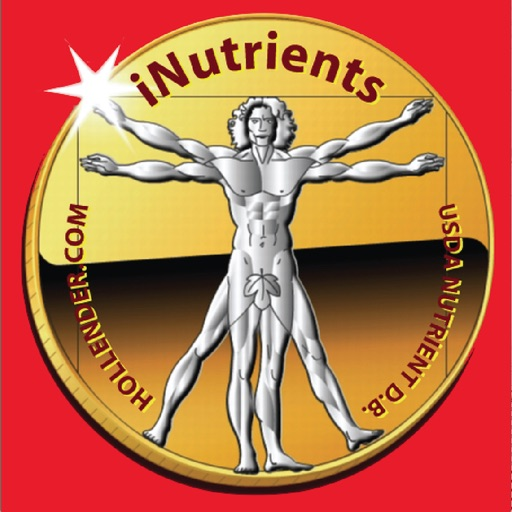 iNutrients - 10 Nutrients Incl. Carbs & Vitamin K