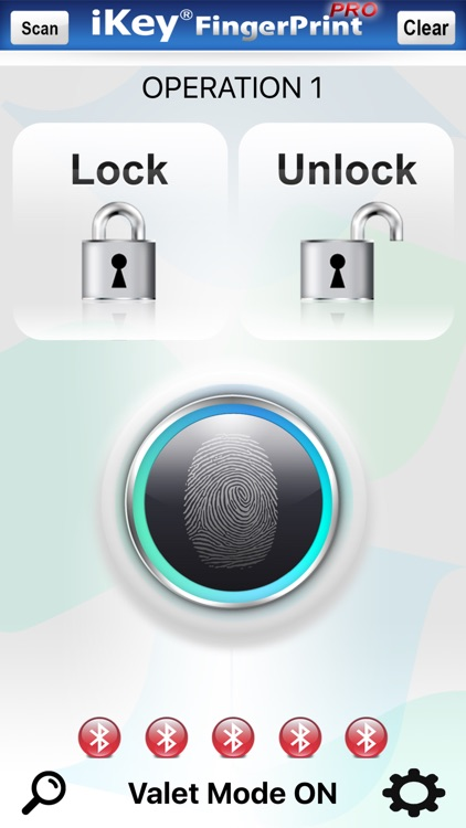 iKeyFingerPrint PRO screenshot-4