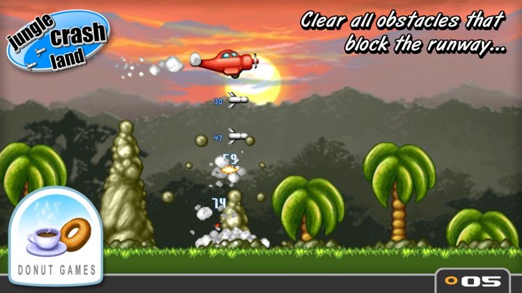 Jungle Crash Land
