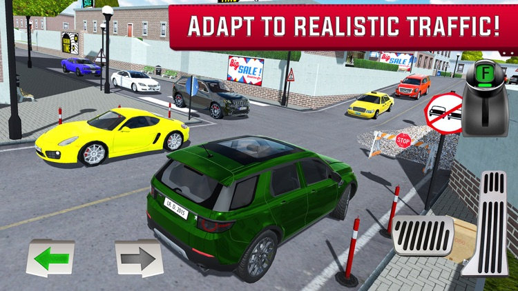 Crash City: Heavy Traffic Drive screenshot-3