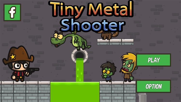 Tiny Metal Shooter screenshot-0