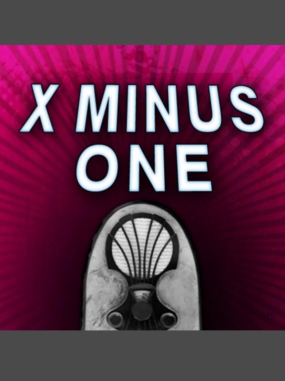 X Minus One - Old Time Radio App-ipad-0