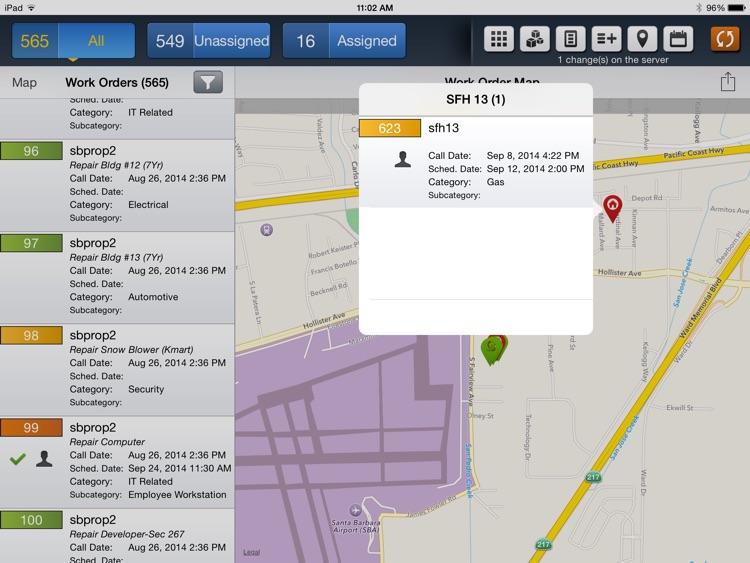 Maintenance Manager screenshot-4