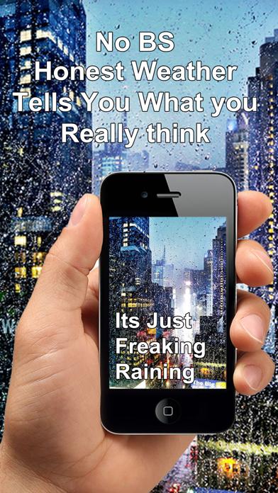Honest Weather Funnyのおすすめ画像1