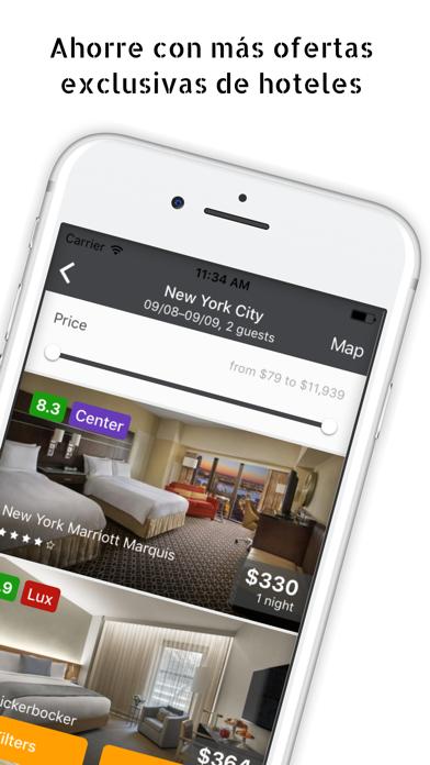 Hotels Store - Compare and Book cheap HotelsCaptura de pantalla de3