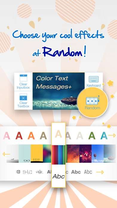 Color Text Messages+ Customize Keyboard Free Now-4