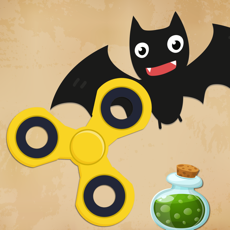 Activities of Figet spinner in lil alchemy world Top fidget game