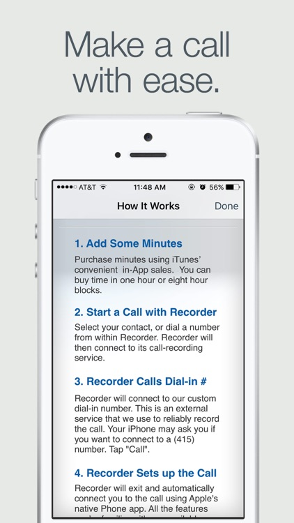 Recorder screenshot-4