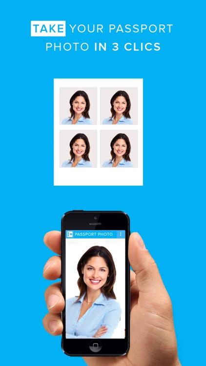 Passport Photo Generator