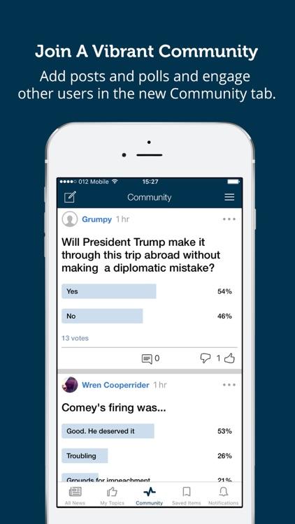 US Political News by Newsfusion screenshot-4