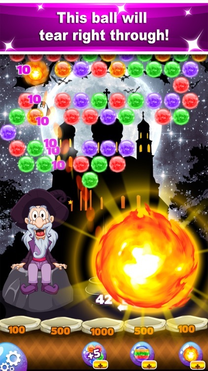 Bubble Blaster: Match 3 Bubble Shooter Mania screenshot-3