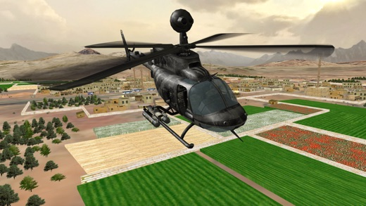Air Cavalry - Helicopter Combat Flight Simulator Screenshot
