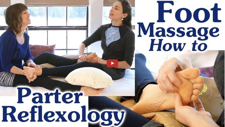 Reflexology Master Class