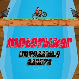 Ninja Motorbiker Impossible Escape