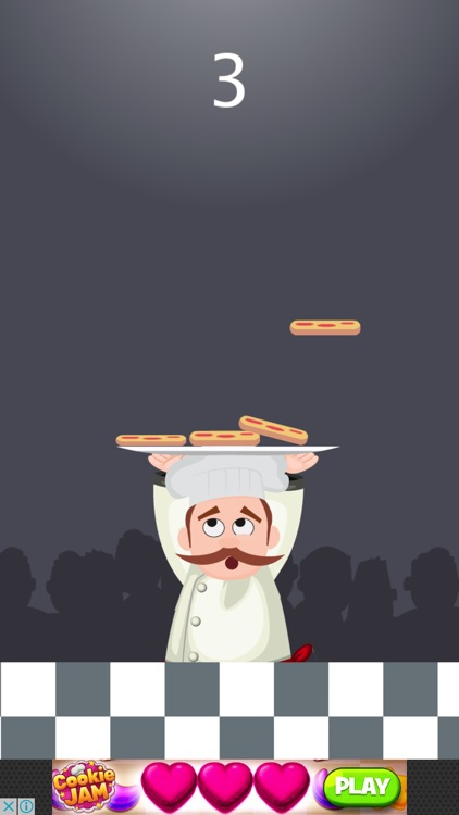 Pizza Catcher - Catch Falling Pizzas Game