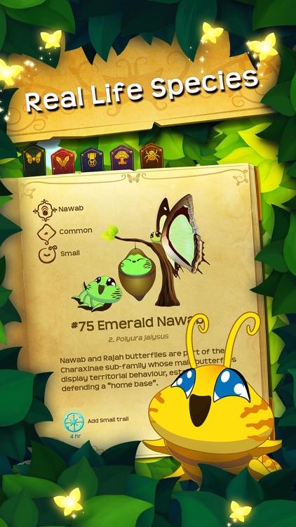 Flutter: Butterfly Sanctuary screenshot-4