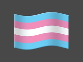 Because there is no trans flag in the Unicode emoji list, a group of us in Washington, DC, with Capital Trans Pride decided to build a sticker set for transgender communities and allies everywhere