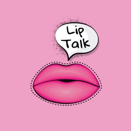 Lip Talk Sticker Pack
