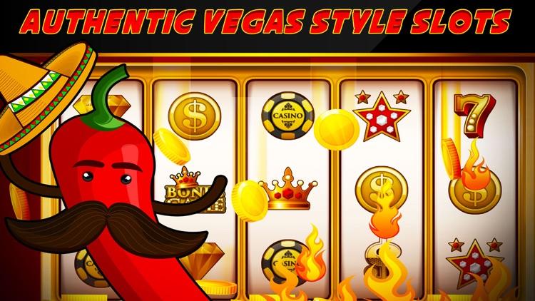 Slots Casino - Super Hot Tamale screenshot-4