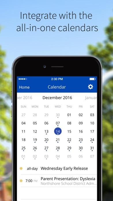 Northshore School District Calendar.Northshore School District App Price Drops
