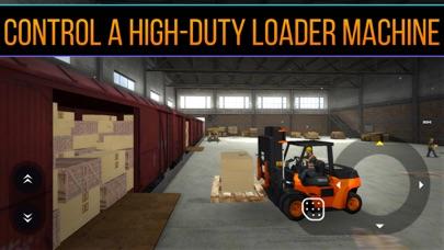 Railway Forklift Simulator 3D-1