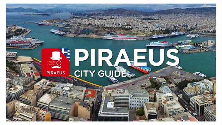 Piraeus City Guide, Athens