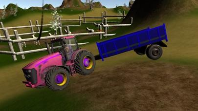 Off-Road Farm Tractor Transport screenshot three