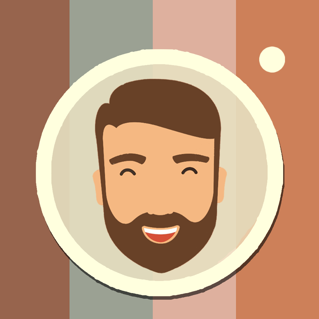App Insights: Beard Me Booth: Camera effects add beards to