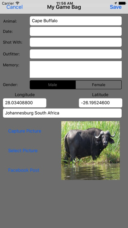 ShotAp Africa screenshot-3