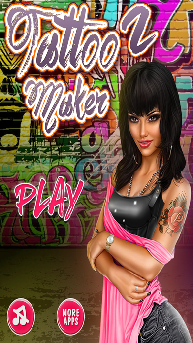 Tattoo Maker 2 screenshot one