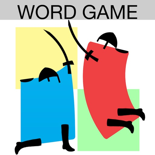 A Clash of Letters - Word Game Free iOS App
