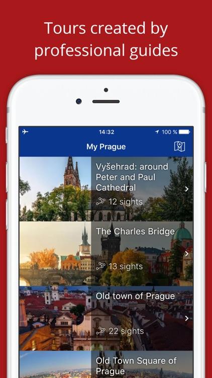 My Prague -Travel guide to sights (Czech Republic)