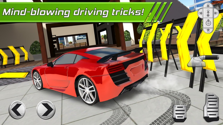 Roof Jumping: Parking Simulator 2 screenshot-3