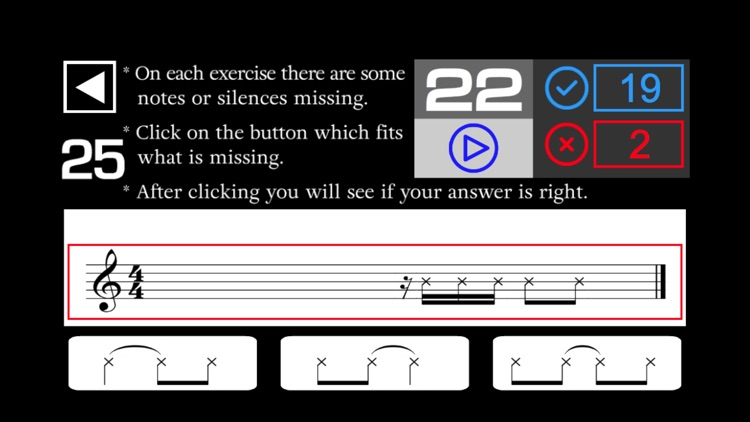 Ear Training Rhythm screenshot-4