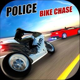 Police Bike Crime Chase