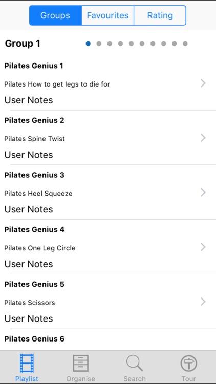 Pilates Genius